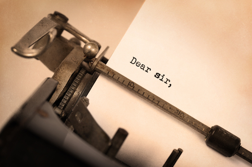 7 parts of a letter with Word Wise at Nonprofit Copywriter