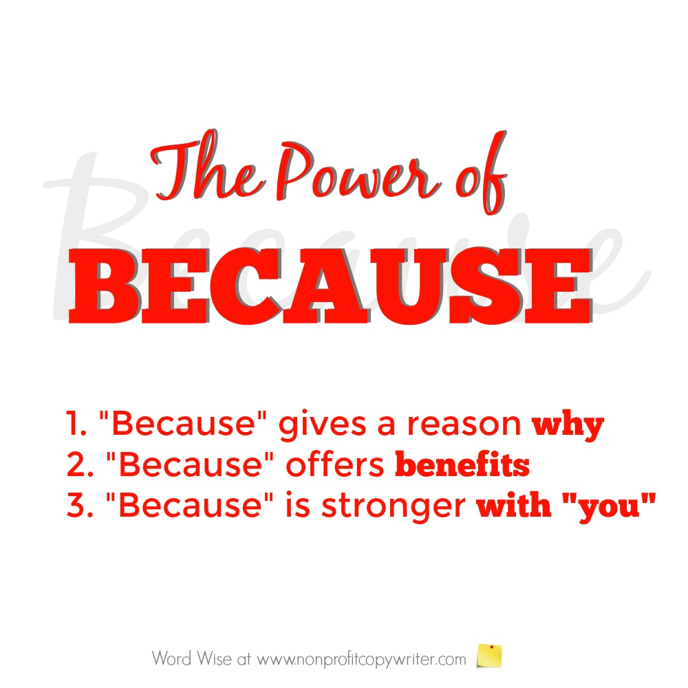 Why the Power of