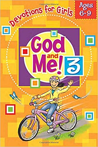 iParenting Award winner: God & Me! 3 children devotionals for girls ages 6-9 with Word Wise at Nonprofit Copywriter #ChristianWriting #Children'sBooks