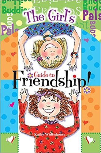 The Christian Girl's Guide to Friendship: fun, Bible based book for preteen girls with Word Wise at Nonprofit Copywriter