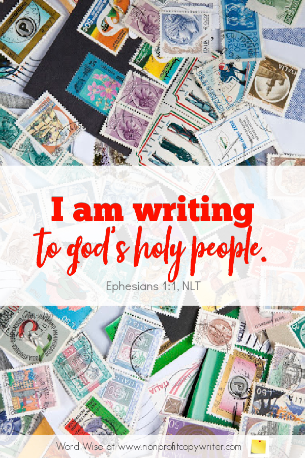 The Writer's Platform: a #devotional for #writers with Word Wise at Nonprofit Copywriter #FreelanceWriting #WritingTips