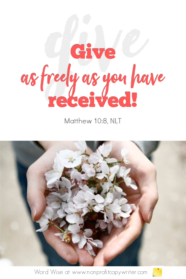 The Lead Magnet and The Free Content Writing Myth with Word Wise at Nonprofit Copywriter #devotionals #FreelanceWriting #ChristianWritingResources